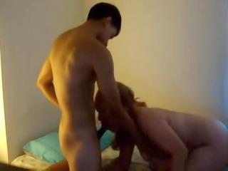 latina mature babe fucks all over apartment