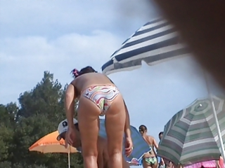 cougar french topless incredible seaside orthez