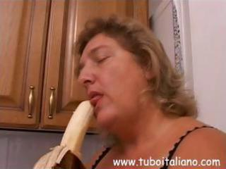 adorable european milf with a loose mans downfall