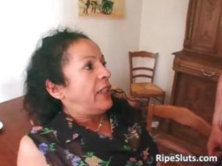 super horny older  bitch with furry