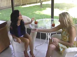 super woman cougars smoking fuck triple