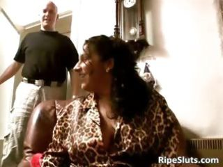 extra breasted grownup bitch takes breast drilled