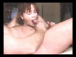 woman adores white cream