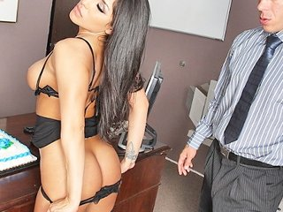 huge boob latin woman adult movie star jenaveve