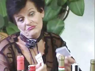 homosexual woman elderly celebration