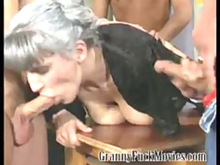 old celebration with a lot of libidos