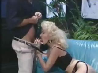 vintage german sex with albino milf licking and