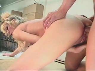 awesome unmerciful fuck with a horny pale lady