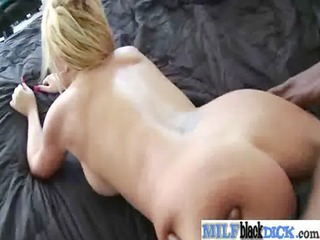 hot mature babe fucked unmerciful by black dick