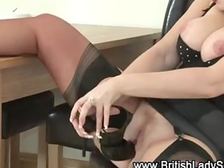 stockings mature like amp uses sexy heel