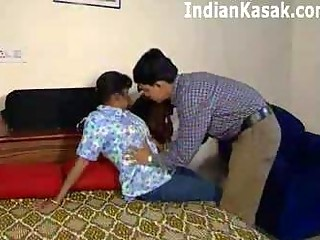 indian cougar aunty piercing with beautiful