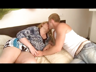 cougar bbw bangs amateur male