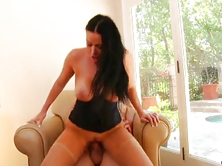 vanilla deville awesome lady facial