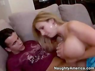 bigboobed milf babe loves to obtain fucked by