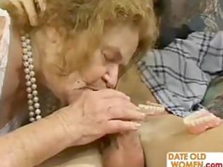 freak of nature old ass elderly