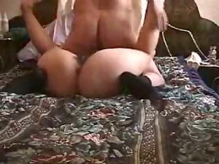chubby hairy ladies boobs sat on