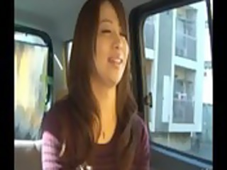 asian milf loives the feel of his buldge through