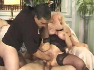 blonde slut fisted and banged