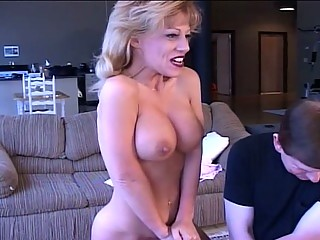super bossom mature babe drilled with fuck