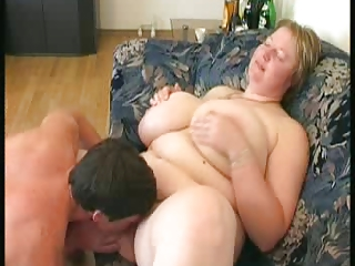 cougar bbw with giant breast