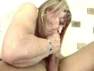 kiki overweight elderly