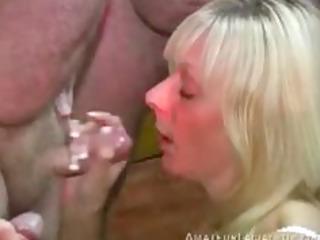 jade, older bukkake whore facially blasted