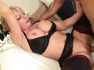 italian milf awesome wake up call