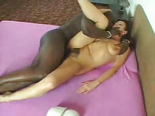 shaggy mature babe gangbanged  difficult with bbc