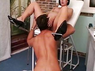 amateur nurse fuck pregnant mature babe (milf