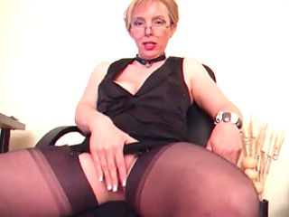 mother id enjoy to gang bang in nylon stockings