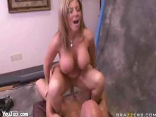 awesome woman adult movie star sara jay jizzed