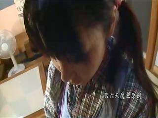 japanese mature male and youthful prettiness - unc