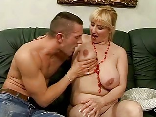lusty horny old piercing with inexperienced