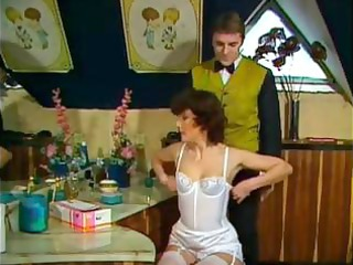 classic fuck clip of a milf into clean gstring
