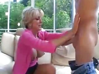 those older  moms copulates a more amateur boy on