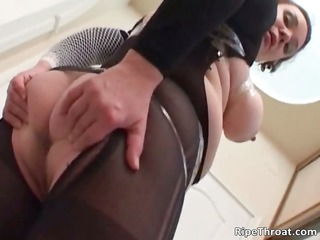 hot large chest nice ass redhead nasty lady