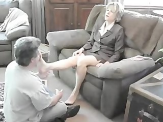 adore mature babe angel foot