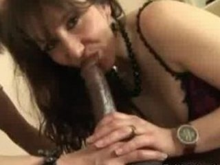 grownup brit femdom mixed cock sucking