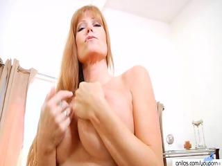 mature bigtit redhead wife