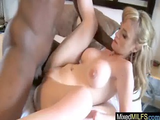 busty super woman riding a dark difficult dick