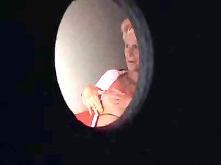 mature german babe in sexshop