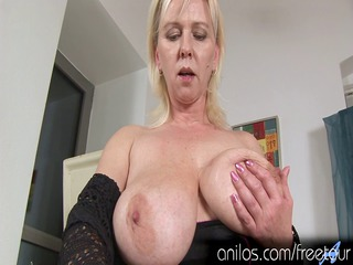 giant real tits and grownup cunt crave orgasmic