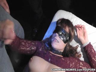 wife obtains 30 sperm at the public nightclub