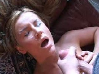 maiden acquires a facial after that licks his