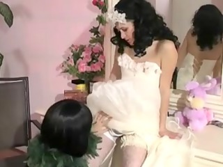 mother gang bang bride