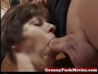old licking and pounding hirsute kitty