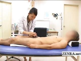 cfnm japanese mature babe nurse bathes patients