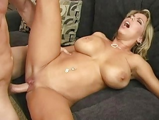 sweet naughty blond woman doing cock sucking and