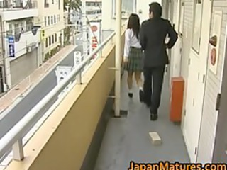 awesome asian chick has grown-up fuck part2